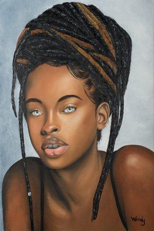 Wendys Art Original Art Pianting Beau Monde