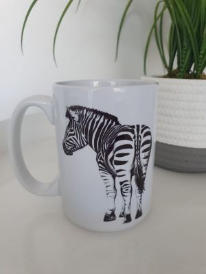 Art mug wildlife 007MA