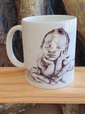 Standard Mug 12oz Baby Lu me mug