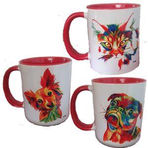 Paintbomb Mugs